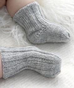Comment tricoter des chaussettes sans couture