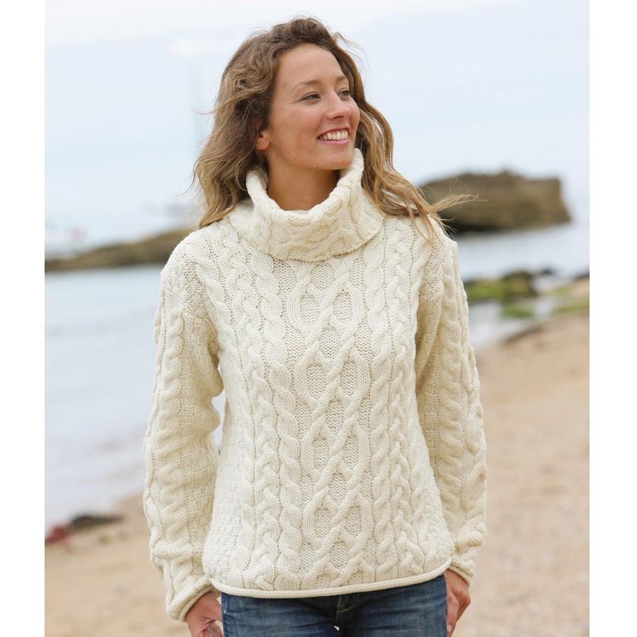 Vetement en laine femme