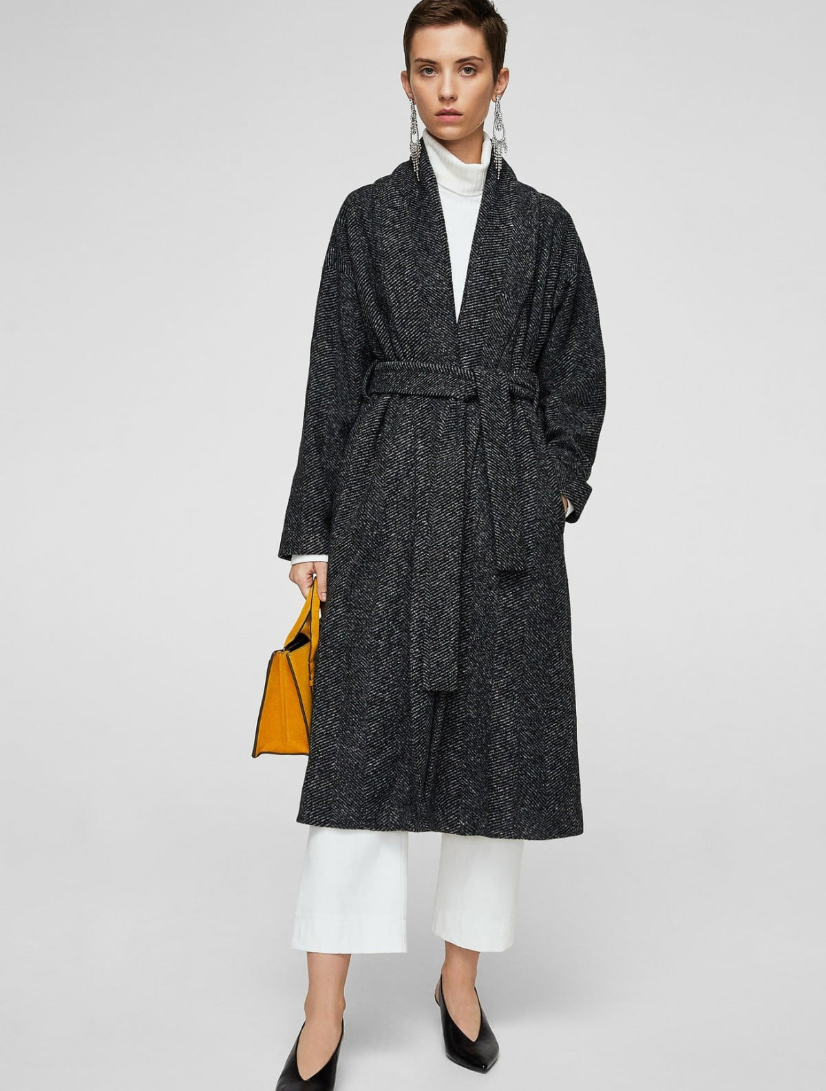 Veste automne femme mango