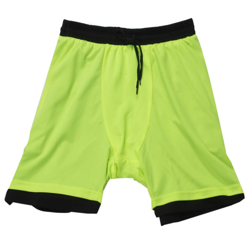 Short running 2 en 1 homme