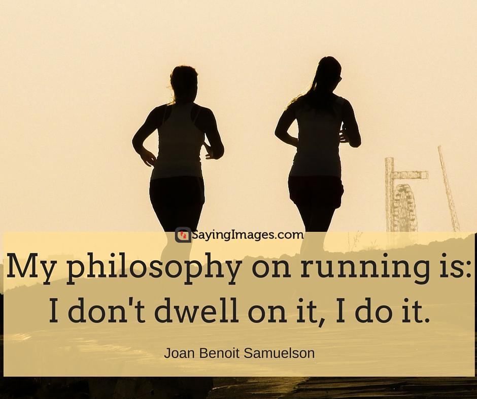 Short running inspirational quotes