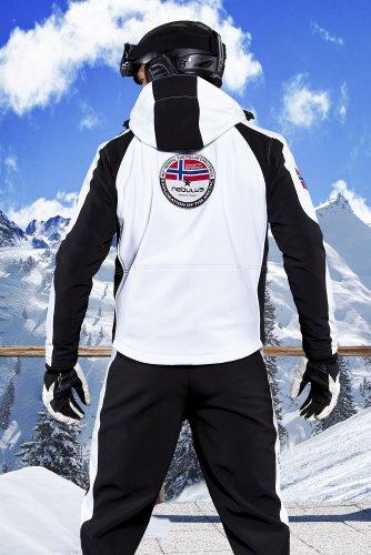Blouson ski nebulus