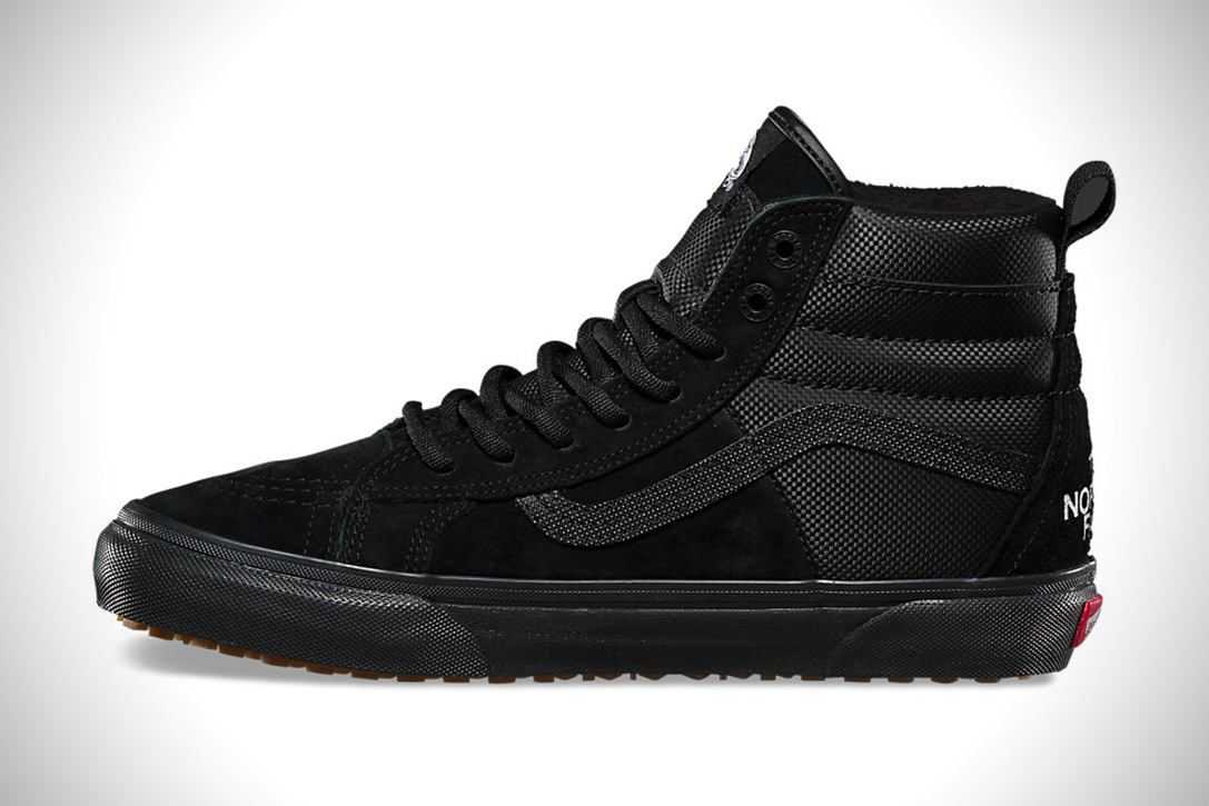 Vans in the north face shoes