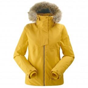 Veste ski jaune femme
