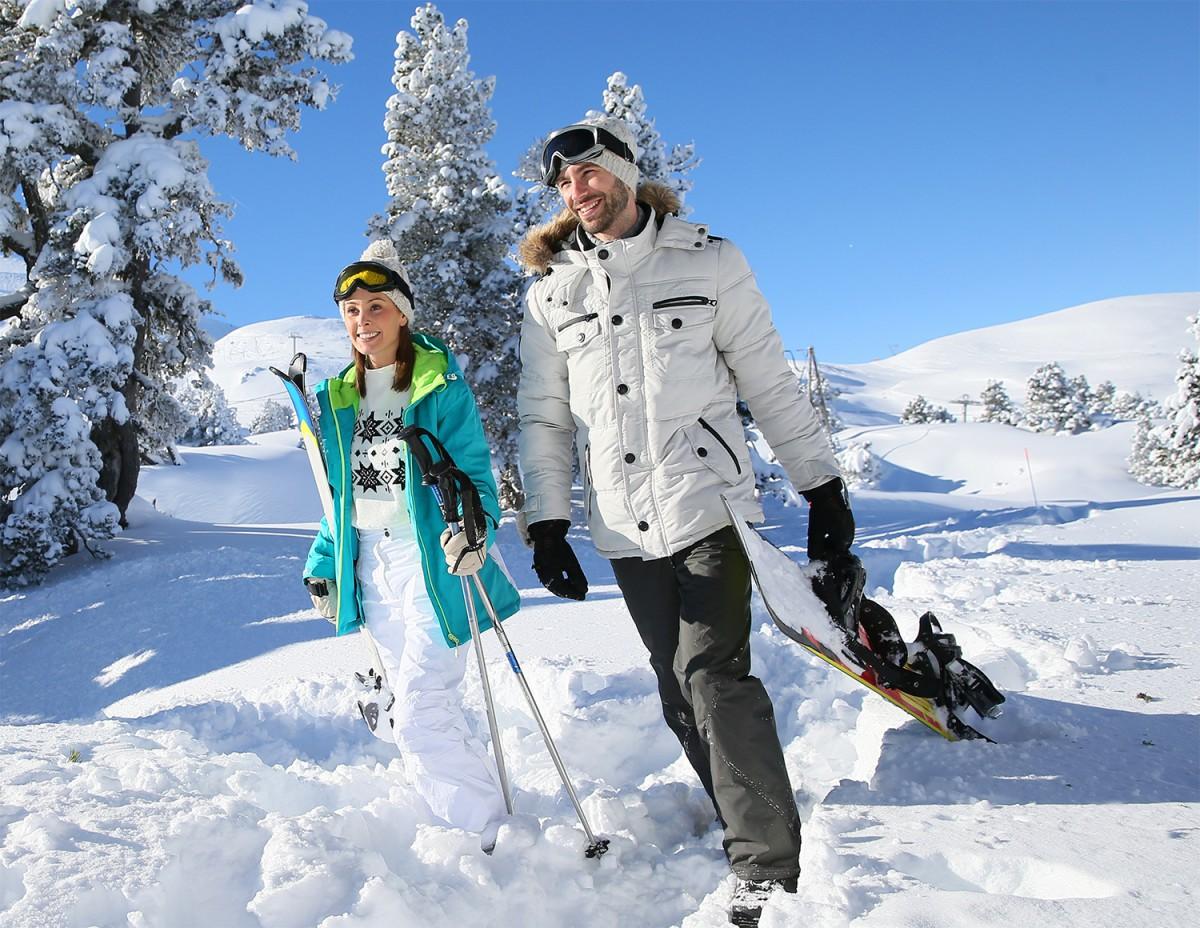 Combien de pantalon de ski pour une semaine