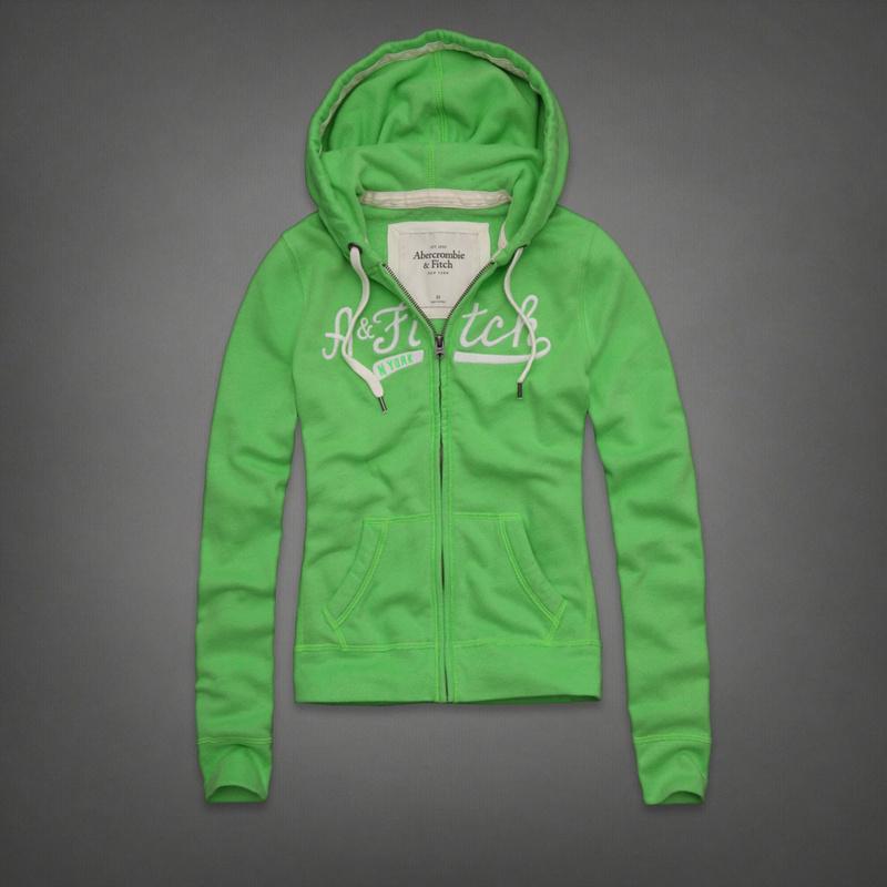 Sweat shirt femme vert
