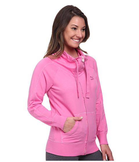 Sweat femme puma rose